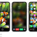 """iPhone 8 : un concept axé sur la """"zone de fonction"""""""