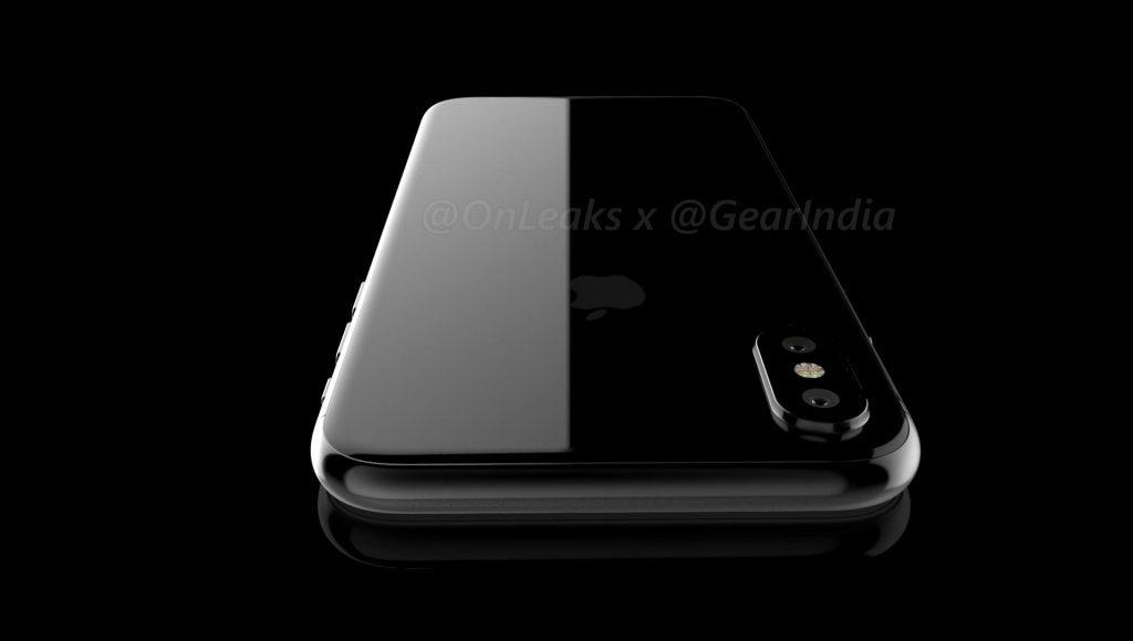 iPhone 8 onleaks rendu 2 1024x580 - iPhone 8 : un rendu tout en verre basé sur les derniers schémas