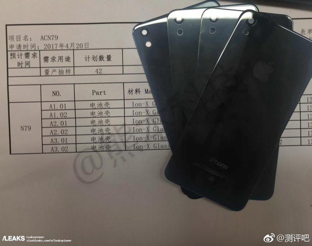 iPhone SE 2 fuite coque arriere 1024x807 - iPhone SE 2 : une première photo du futur smartphone ?