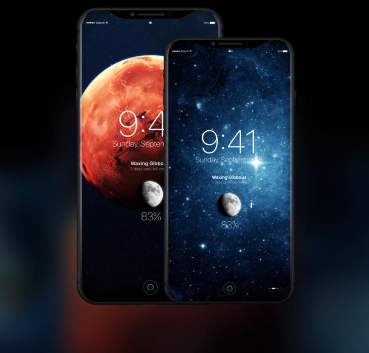iPhone 8 : le Touch ID serait bien intégré sous l'écran OLED