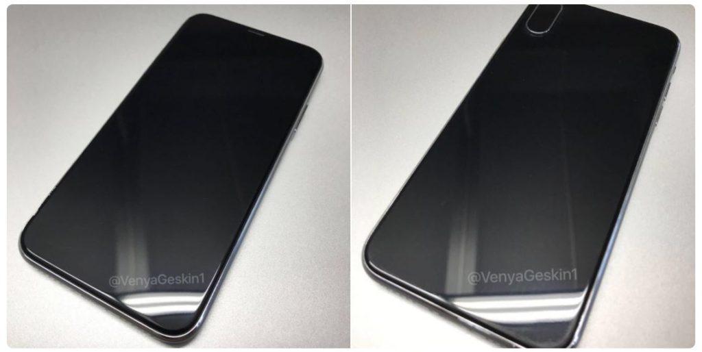 maquette iphone 8 geskin 1024x514 - iPhone 8 : photos et vidéo d'une maquette et d'un schéma