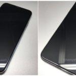 iPhone 8 : photos et vidéo d'une maquette et d'un schéma
