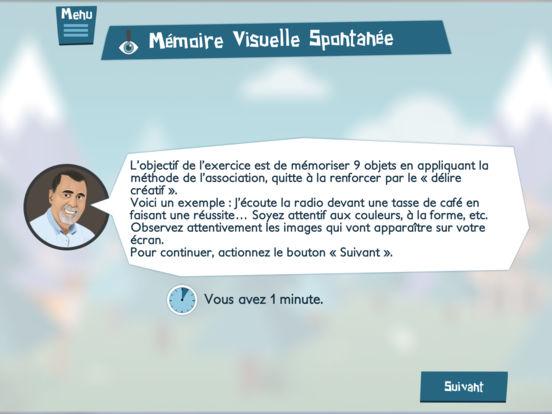 memomut assistant virtuel - Mémomut : l'entraînement cérébral pour tous sur ordinateur et sur tablette (iOS & Android)