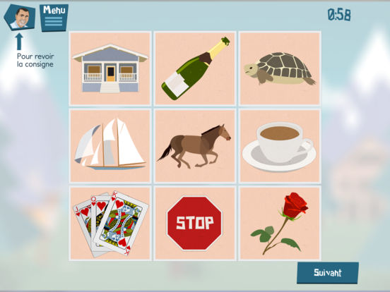 memomut jeu - Mémomut : l'entraînement cérébral pour tous sur ordinateur et sur tablette (iOS & Android)