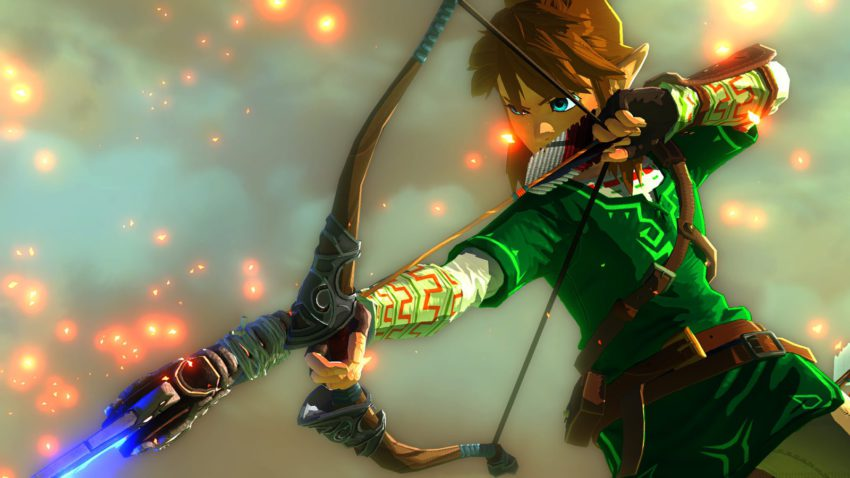 the legend of zelda - Nintendo : The Legend Of Zelda bientôt sur iPhone & iPad ?