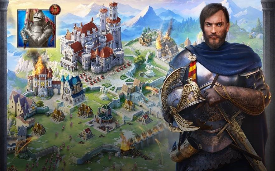 throne kingdom at war 2 - Throne : Kingdom At War, le succès sur mobile s'invite sur les navigateurs