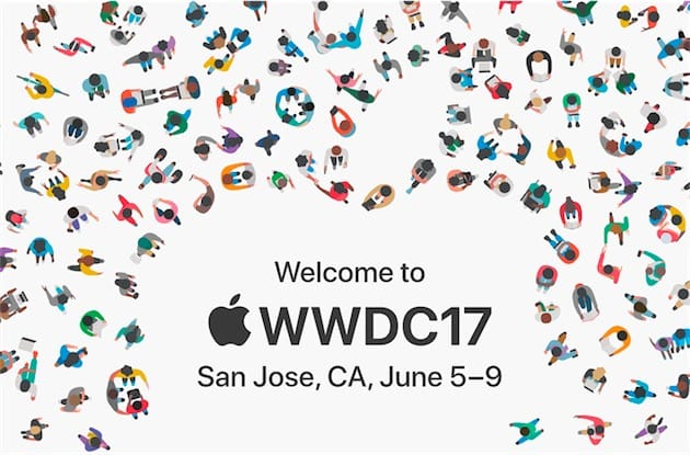 WWDC 2017 : keynote Apple (iOS 11, macOS 10.13, …) à suivre en direct