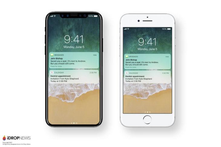 iPhone 8 : sa production monopolise les fournisseurs de composants
