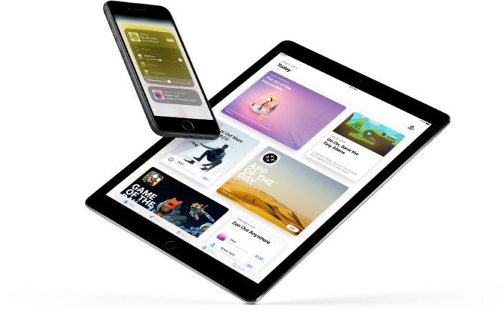 Keynote WWDC 2017 : Apple dévoile iOS 11, toutes les nouveautés