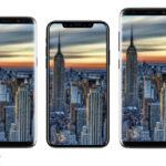 Samsung et LG se préparent déjà au lancement de l'iPhone 8