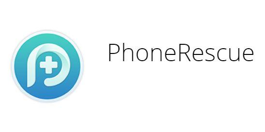 Phonerescue logo - PhoneRescue : récupérer ses données perdues (iPhone, iPad, Android)