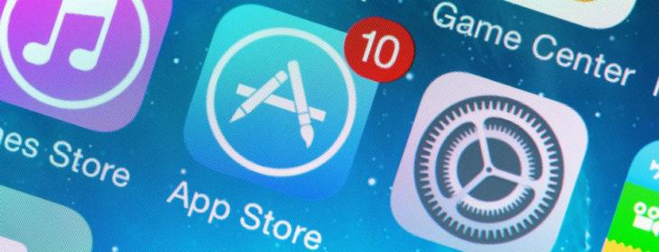 App Store : la limite de téléchargement en 4G passe à 200 Mo