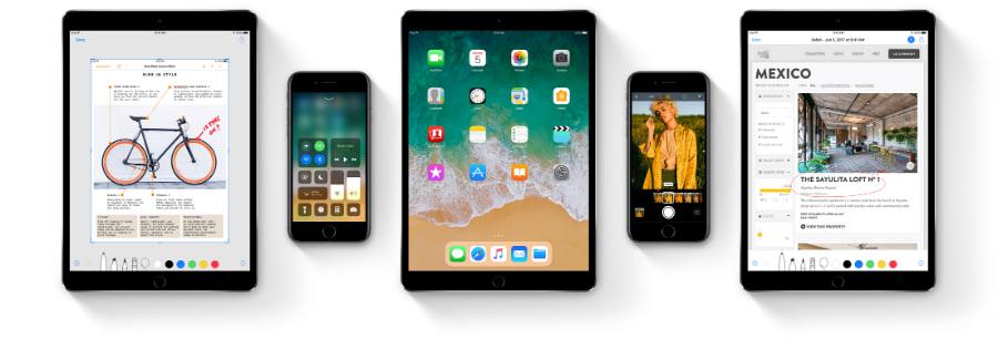 iOS 11 Apple IPhone Ipad - Keynote WWDC 2017 : Apple dévoile iOS 11, toutes les nouveautés