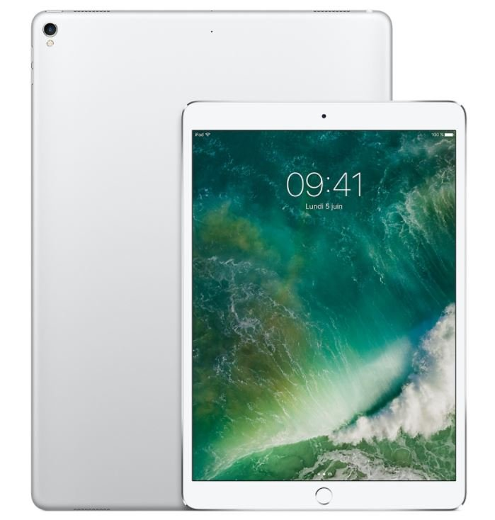 iPad Pro 10 5 pouces 12 9 pouces Apple - Keynote WWDC 2017 : Apple dévoile un iPad Pro de 10,5 pouces