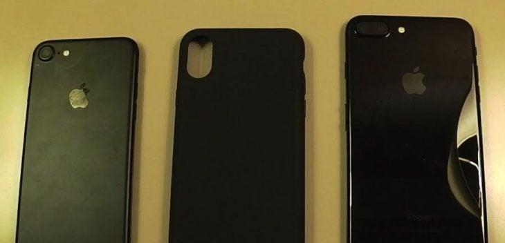 iPhone 8 : une prétendue coque testée sur l'iPhone 7 & l'iPhone 7 Plus