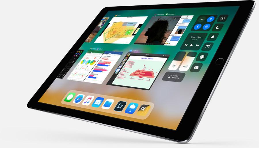 ios 11 ipad - Keynote WWDC 2017 : Apple dévoile iOS 11, toutes les nouveautés
