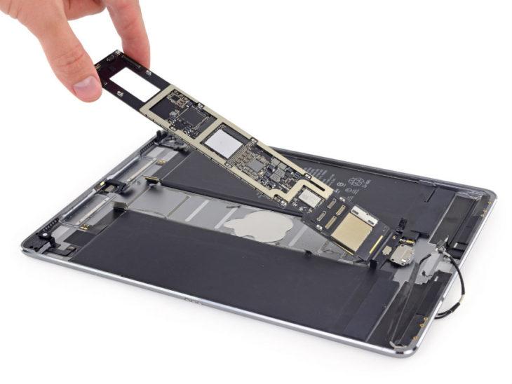 iFixit a démonté l'iPad Pro de 10,5 pouces