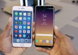 Consumers Reports : le Galaxy S8 meilleur que l'iPhone 7