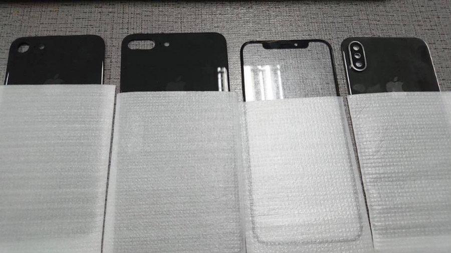 iphone 8 iphone 7s facade avant arriere - iPhone 8 & iPhone 7S : des photos des façades avant et arrière