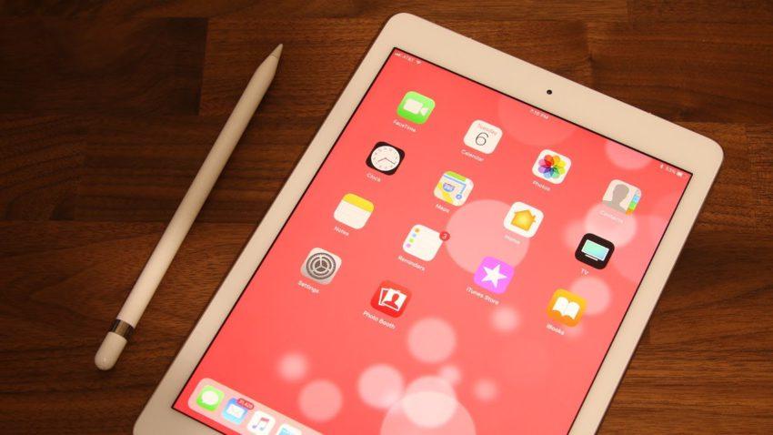nouveautes apple pencil ios 11 - iPad Pro (iOS 11) : les nouvelles fonctionnalités liées à Apple Pencil