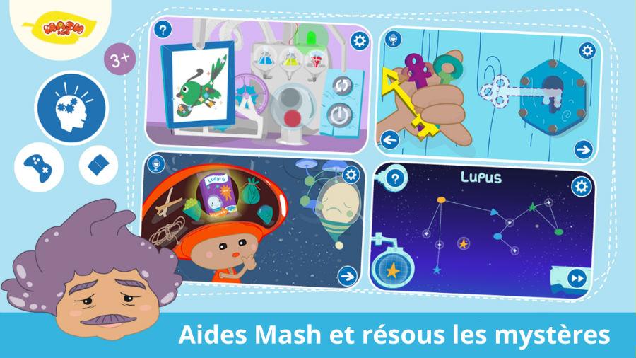 Mash and Co app 3 - Mash&Co : êtes-vous prêt à partir à l'aventure ?