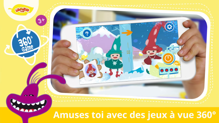 Mash and Co app 4 - Mash&Co : êtes-vous prêt à partir à l'aventure ?