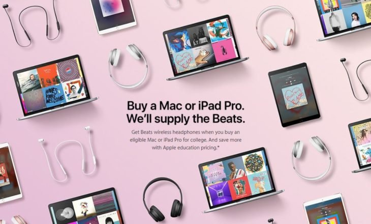 Apple lance son Back to School 2017 aux États-Unis et au Canada