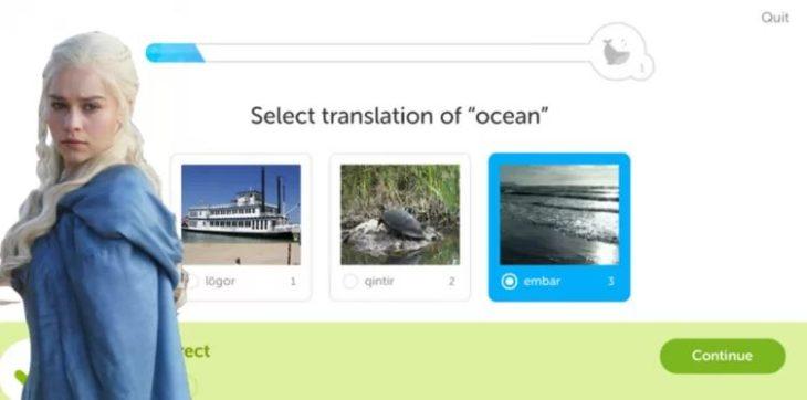Game of Thrones (GoT) : Duolingo propose d'apprendre le haut valyrien
