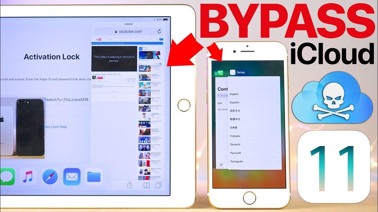 faille verrouillage icloud ios 11 beta - iOS 11 bêta : une faille du verrouillage iCloud mise en évidence