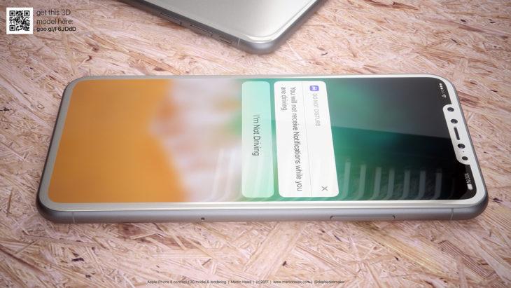 iPhone 8 : le chargeur sans fil pourrait prendre du retard