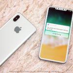 La sortie de l'iPhone 8 repoussée à novembre à cause de son design ?