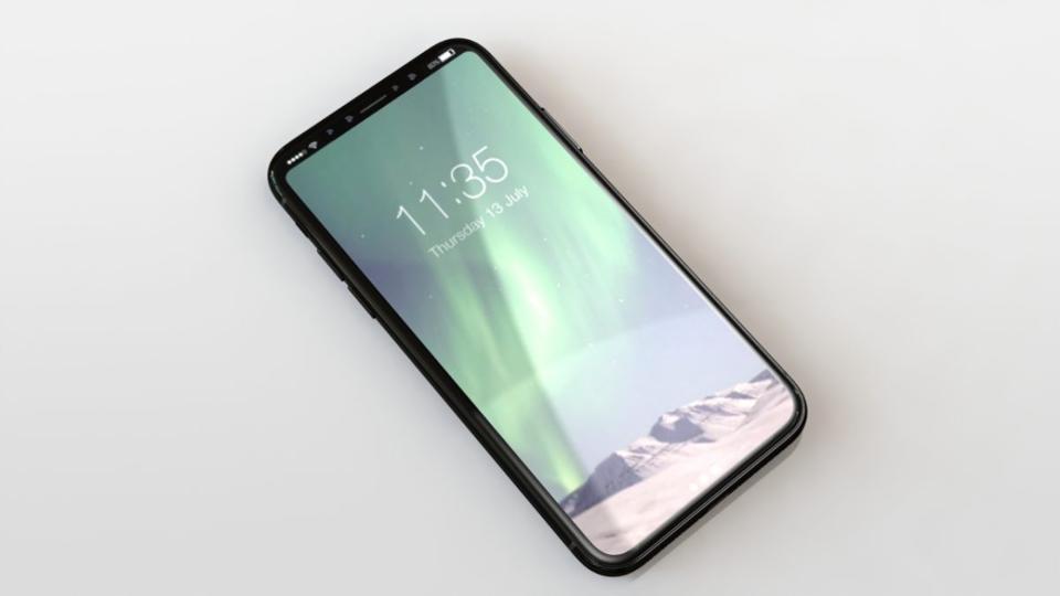 iPhone 8 rendu Nodus - iPhone 8 : de nouveaux rendus par le fabricant de coques Nodus