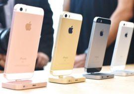 iPhone SE 2 : une sortie prévue début 2018 ?