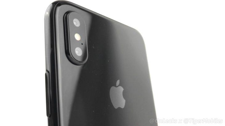 iPhone 8 : une vidéo d'une maquette sous tous les angles