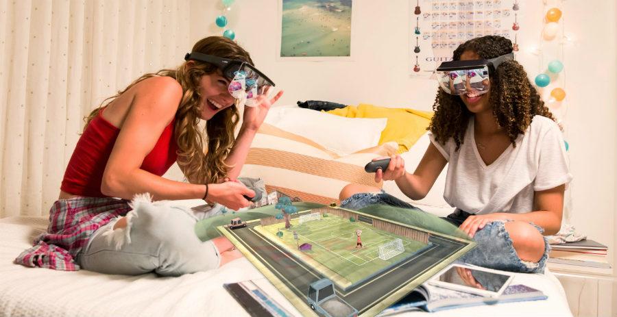 mira prism realite augmentee iphone 7 - Mira Prism : un casque de réalité augmentée pour iPhone 7 à 99 $
