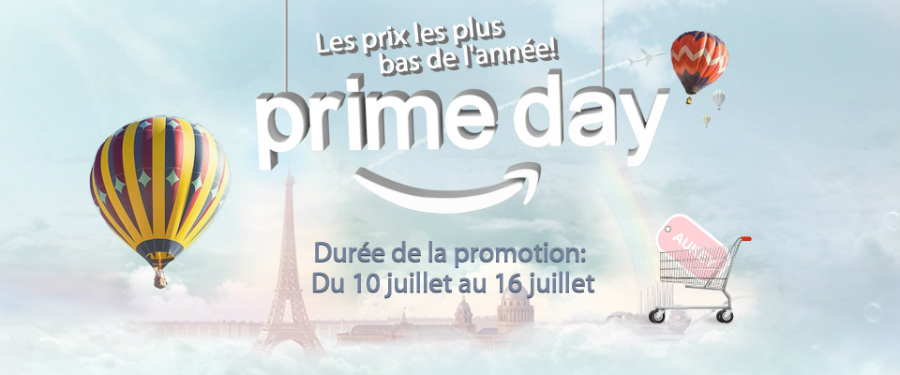 prime day aukey 2017 amazon - Prime Day Amazon : des promotions sur les produits high-tech Aukey