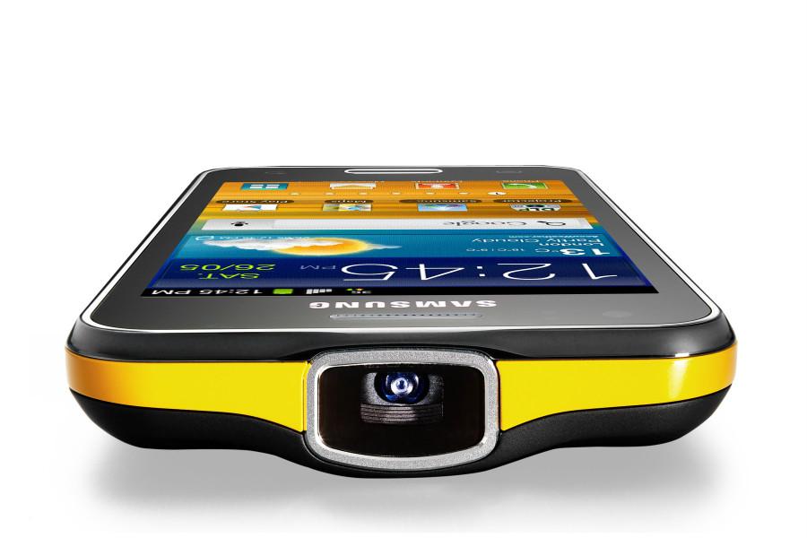 smartphone samsung beam projecteur - Top 5 des technologies des téléphones & smartphones de demain