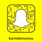 snapchat karim benzema e1510171412190 150x150 - Snapchat Martin Garrix : compte officiel