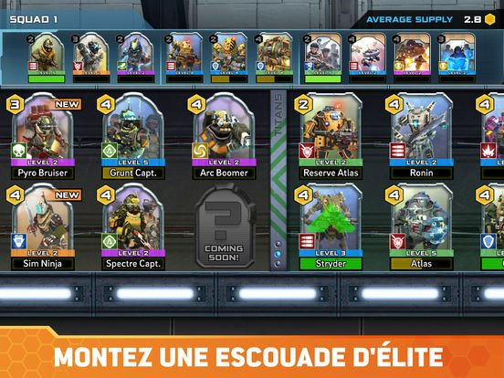 Titanfall Assault - Titanfall : Assault est disponible sur iOS et Android