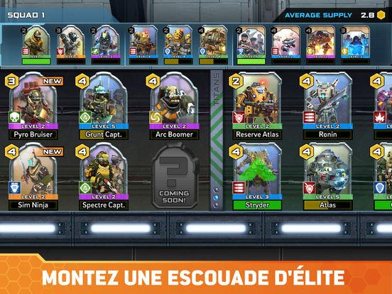 Titanfall : Assault est disponible sur iOS et Android