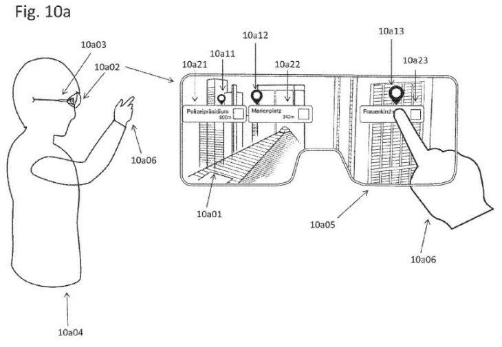 Apple : un brevet confirme de futures lunettes AR