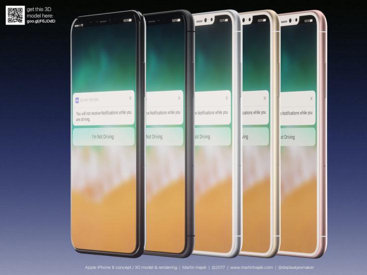 Huawei : le Mate 10 sera-t-il meilleur que l'iPhone 8 ?