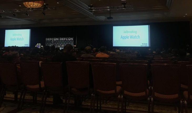 Def Con : un jailbreak de l'Apple Watch sous watchOS 3 dévoilé