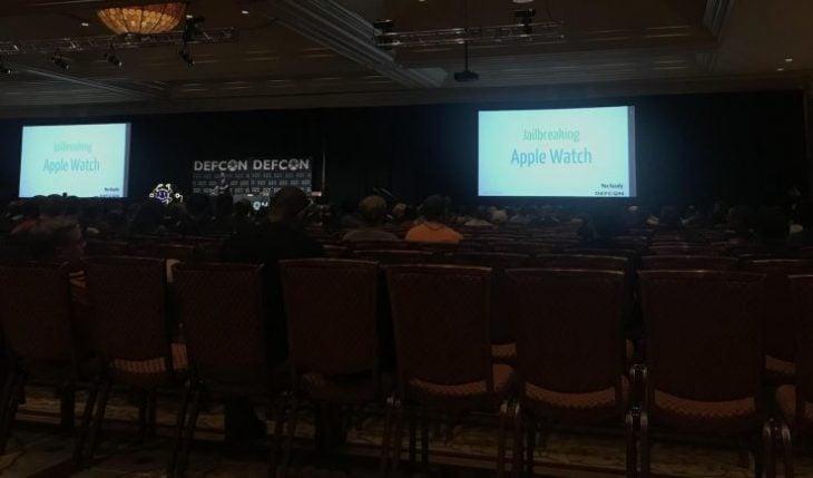Def Con : un jailbreak de l'Apple Watch sous watchOS 3 dévoilé