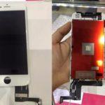 iPhone 7S : des photos de l'écran et des câbles ?