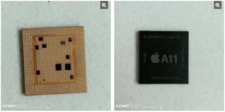 iPhone 8 : premières photos de la puce A11 ?