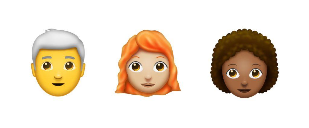 iOS 12 : quelques-uns des 67 nouveaux Emoji de 2018 se montrent