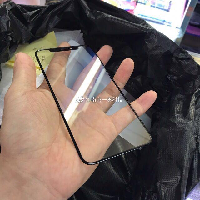 iphone 8 facade avant fuite 3 - iPhone 8 : des photos de la façade avant avec ses capteurs
