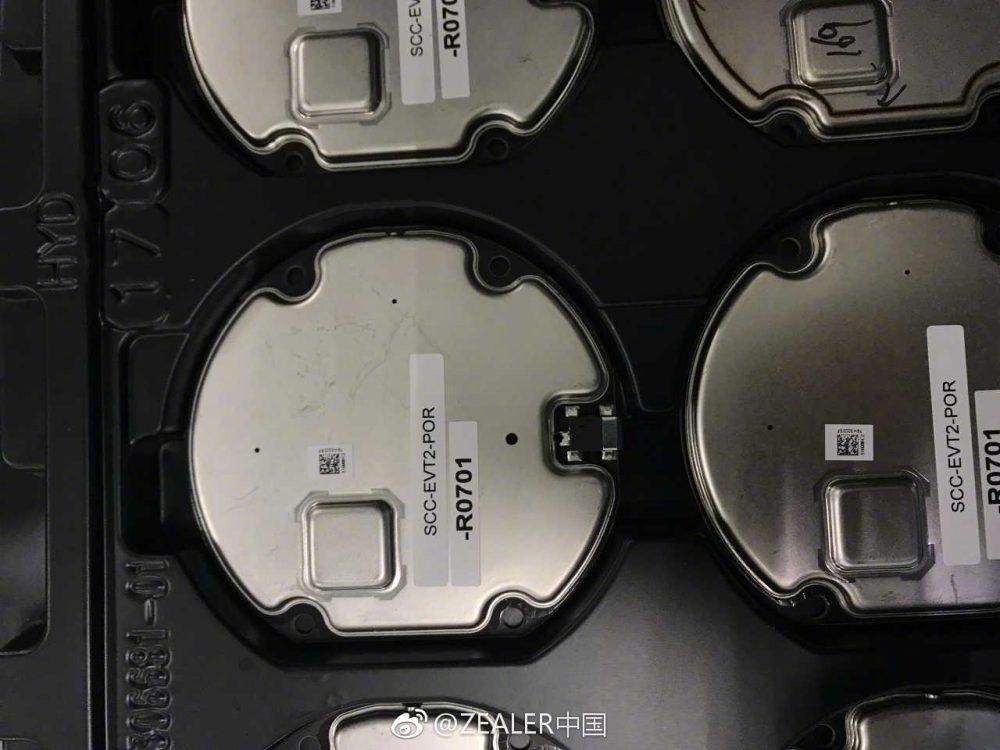 iphone 8 recharge sans fil composant fuite 2 - iPhone 8 : de nouvelles photos des composants liés à la recharge sans fil