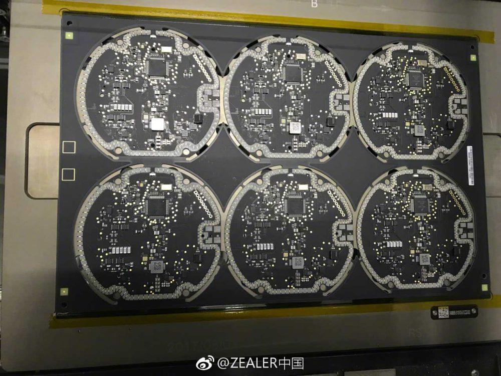 iphone 8 recharge sans fil composant fuite - iPhone 8 : de nouvelles photos des composants liés à la recharge sans fil